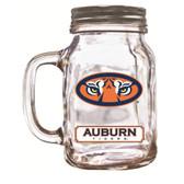 Auburn Tigers Mason Jar