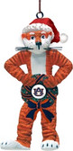 Auburn Tigers Mascot Wreath Ornament