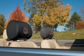 Auburn Tigers Headrest Covers Set Of 2