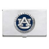 Auburn Tigers Business Card Case Set