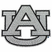 Auburn Tigers Bling Auto Emblem