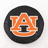 Auburn Tigers Black Tire Cover, Small