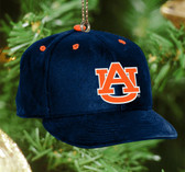 Auburn Tigers Baseball Cap Ornament