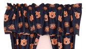 "Auburn Tigers 84"" x 15"" Valance"