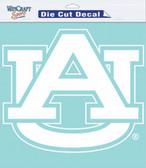 "Auburn Tigers 8""x8"" Die-Cut Decal"