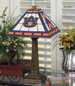 "Auburn Tigers 23"" Mission Lamp"
