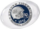 Auburn Tigers 2010 BCS National Champions Paperweight