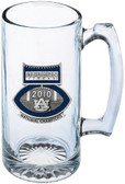 Auburn Tigers 2010 BCS National Champions Football Logo Super Stein Mug