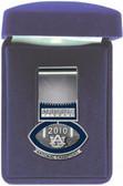 Auburn Tigers 2010 BCS National Champions Football Logo Money Clip