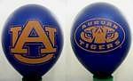 "Auburn Tigers 11"" Balloons"