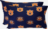 Auburn Printed Pillow Case - (Set of 2) - Solid