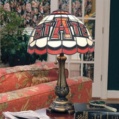 Arkansas State Indians Tiffany Table Lamp