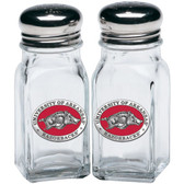 Arkansas Razorbacks Salt and Pepper Shaker Set