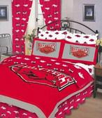 Arkansas Razorbacks Bed in a Bag (Full)