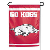 "Arkansas Razorbacks 11""x15"" Garden Flag"