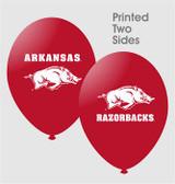 "Arkansas Razorbacks 11"" Balloons"