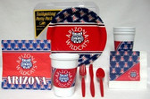 Arizona Wildcats Party Supplies Pack #1