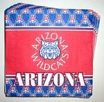 Arizona Wildcats Lunch Napkins