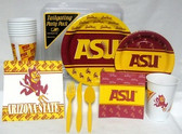 Arizona State Sun Devils Party Supplies Pack #2