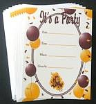 Arizona State Sun Devils Party Invitations