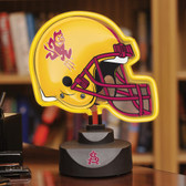 Arizona State Sun Devils Neon Helmet Desk Lamp