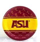 "Arizona State Sun Devils 7"" Dessert Paper Plates"