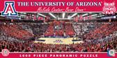 Arizona Basketball Panoramic Stadium Puzzle