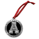 Appalachian State Mountaineers Ornament