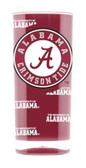 Alabama Crimson Tide Tumbler - Square Insulated (16oz)