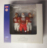 Alabama Crimson Tide Team Celebration Ornament