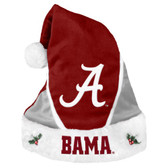 Alabama Crimson Tide Santa Hat - Colorblock 2014