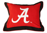 Alabama Crimson Tide Pillow Sham
