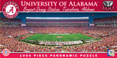 Alabama Crimson Tide Panoramic Stadium Puzzle