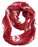Alabama Crimson Tide Infinity Scarf