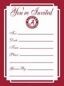 Alabama Crimson Tide Formal Invitations