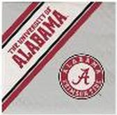 Alabama Crimson Tide Disposable Napkins