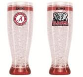 Alabama Crimson Tide Crystal Pilsner Glass