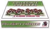 Alabama Crimson Tide Checker Set