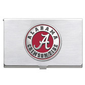 Alabama Crimson Tide Business Card Case Set