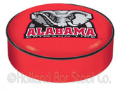 Alabama Crimson Tide Bar Stool Seat Cover BSCAL-Ele