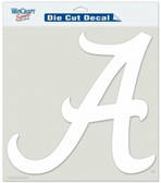 "Alabama Crimson Tide 8""x8"" Die-Cut Decal"