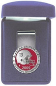 Alabama Crimson Tide 2009 BCS National Champions Money Clip
