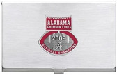 Alabama Crimson Tide 2009 BCS National Champions Business Card Case Set BCA10469ER