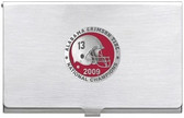 Alabama Crimson Tide 2009 BCS National Champions Business Card Case Set