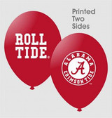 "Alabama Crimson Tide 11"" Latex Balloons"