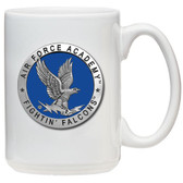 Air Force Falcons White Coffee Mug Set