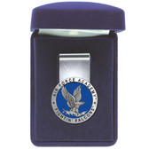 Air Force Falcons Colored Logo Money Clip