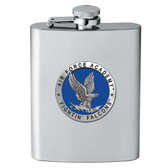 Air Force Falcons Colored Logo Flask
