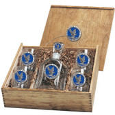 Air Force Falcons Capitol Decanter Box Set