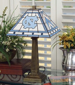 "???¡North Carolina Tar Heels 23"" Mission Lamp"